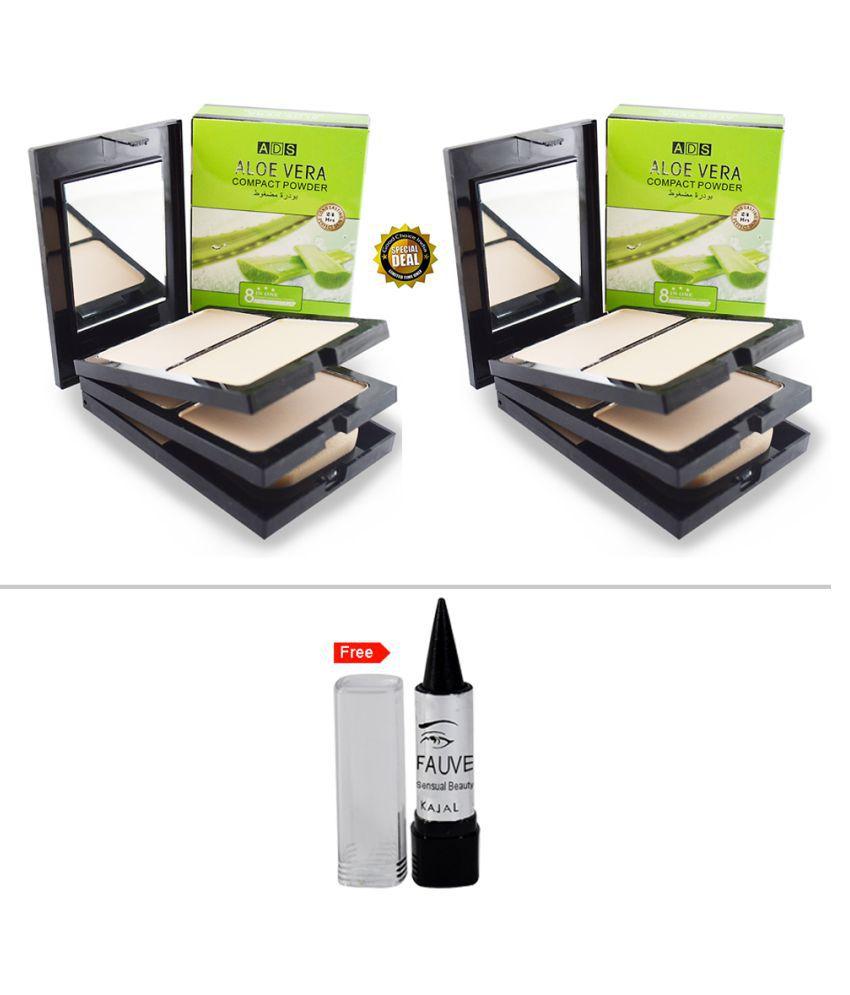 ADS Good Choice India Pressed Powder Beige 45 gm