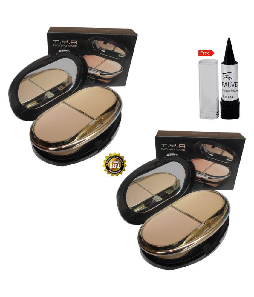 TYA Good Choice India Pressed Powder Beige 38 gm