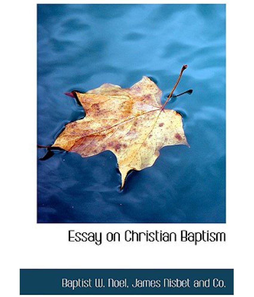 essay on christian