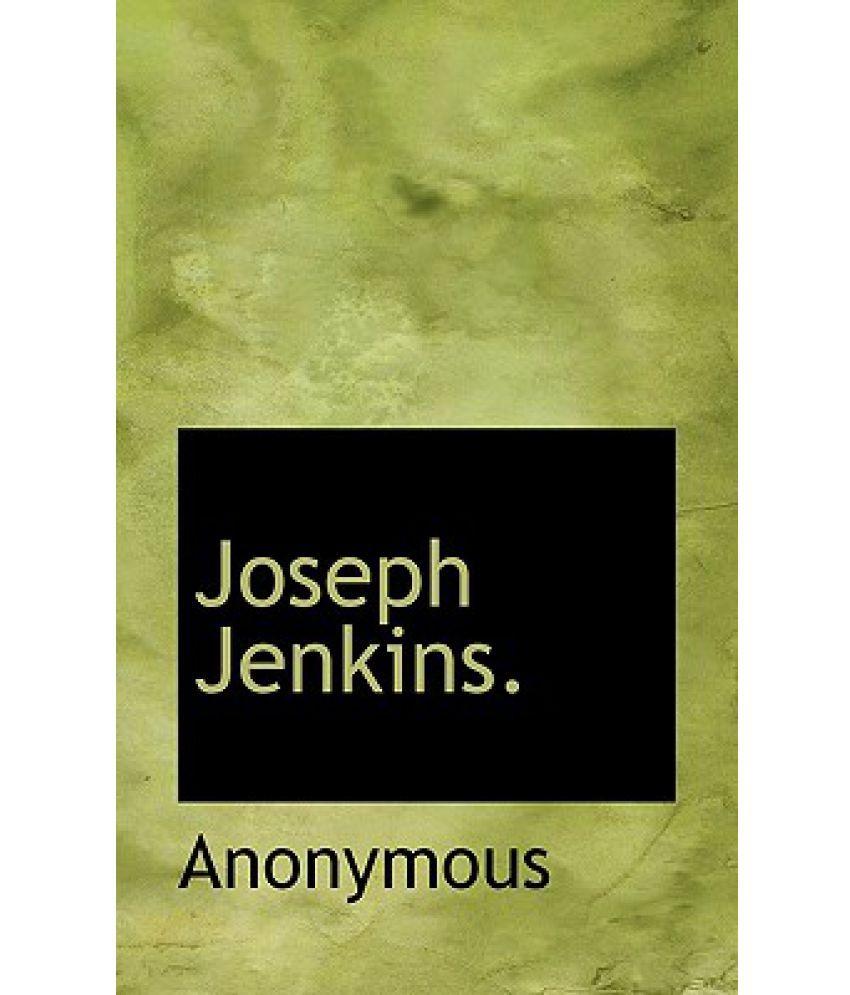 Joseph Jenkins.