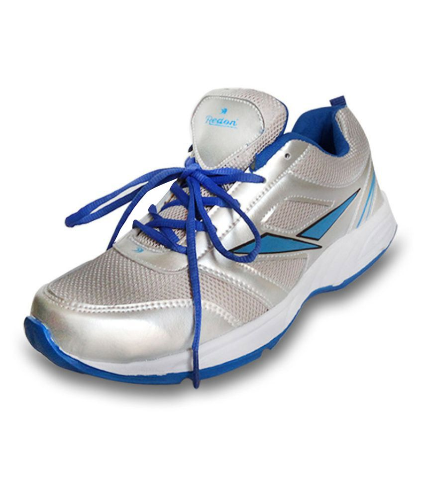 Haltung 5007-R-10 Running Shoes Silver
