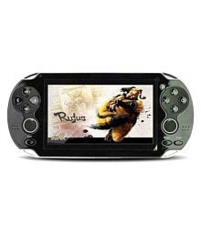Game On PSP 4GB Handheld Console ( Games Included: 10000 ) Built In Rechargeable Lithium - 651040709011