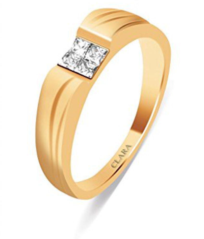 Clara Swarovski The Roman Sterling Silver Ring For Men