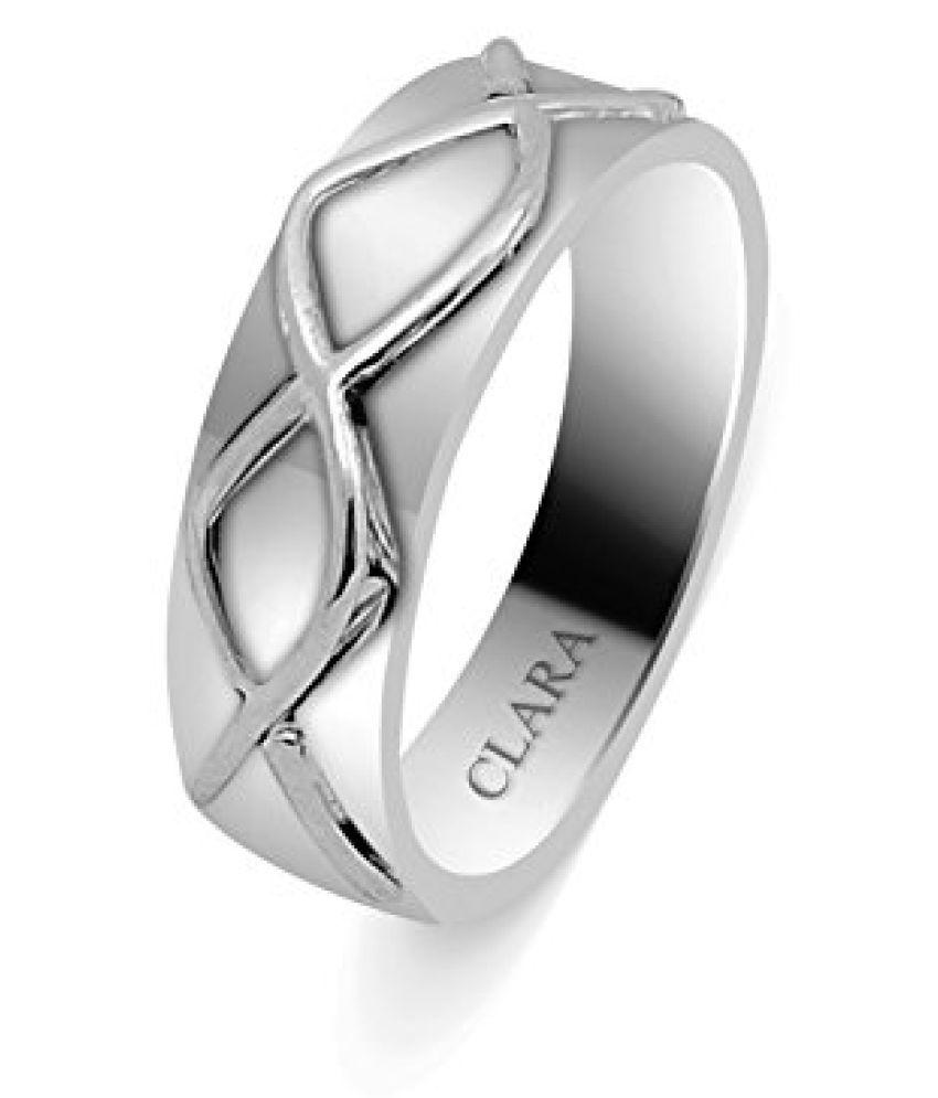 Clara The Doro Sterling Silver Ring For Men