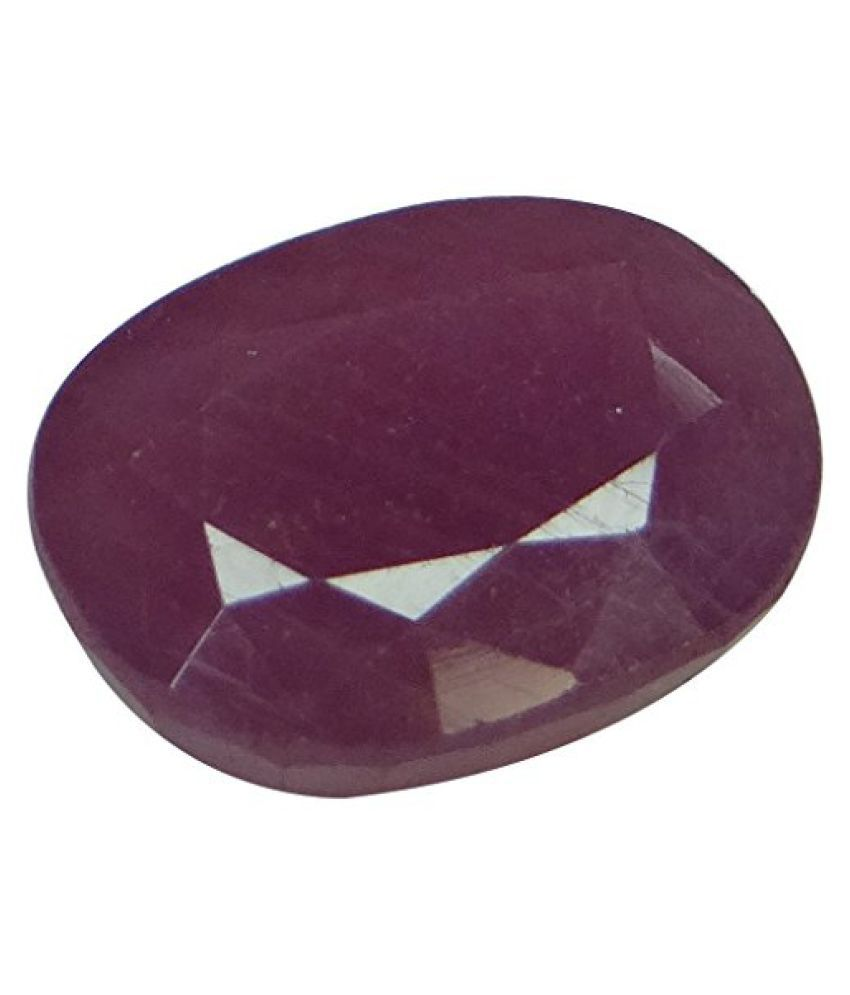 6.61 ct. / 7.34 Ratti NATURAL & IIGS CERTIFIED RUBY (MANIK) ASTROLOGICAL GEMS...
