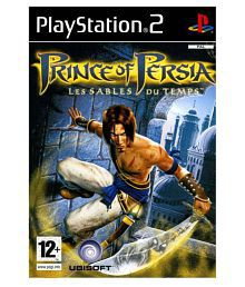 Prince Of Parisia The Sands Of Time (Ps2) ( PS2 )