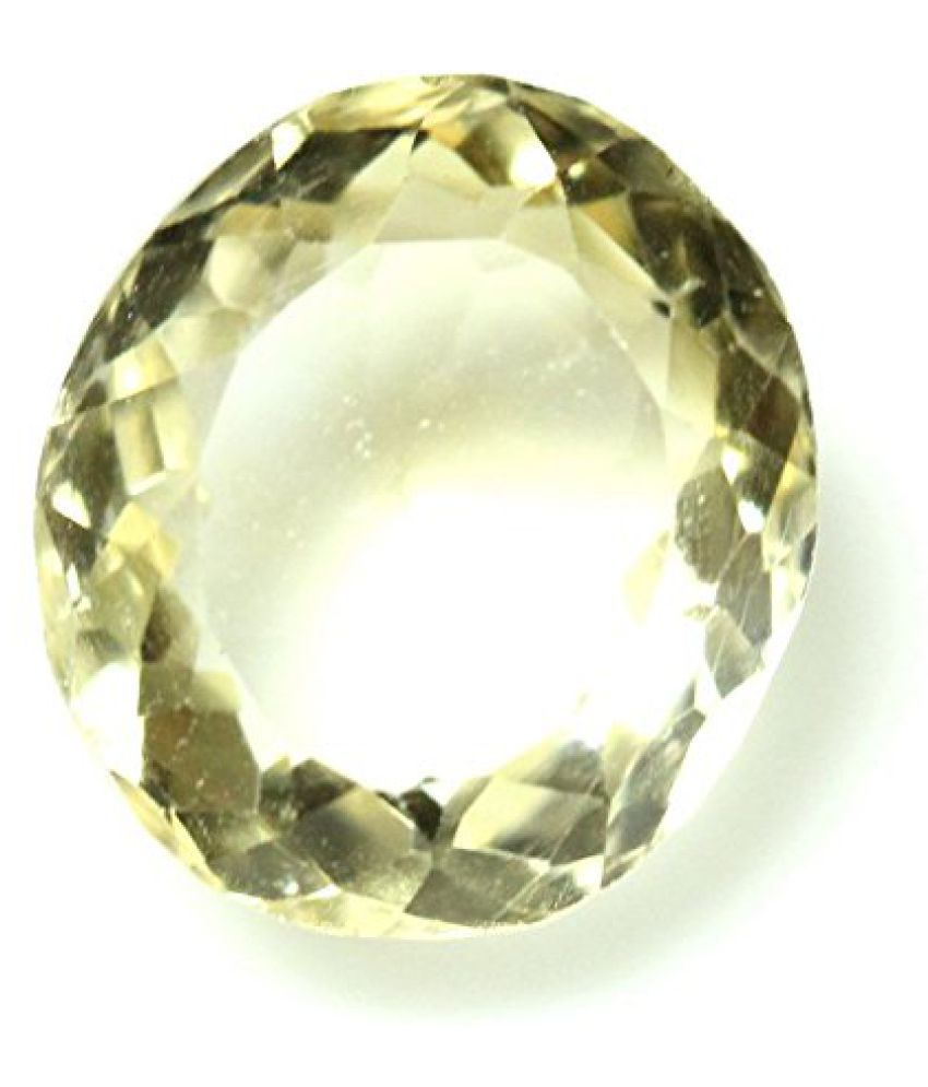 LOOSE 100% NATURAL & CERTIFIED 4.43 ct. CITRINE BIRTHSTONE BY ARIHANT GEMS & JEWELS BY ARIHANT GEMS & JE...