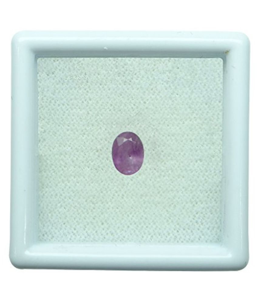 1.76 ct. / 1.96 Ratti BURMESE NATURAL & IIGS CERTIFIED RUBY (MANIK) ASTROLOGI...