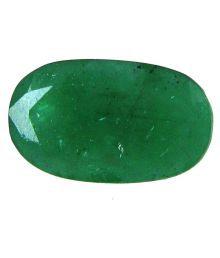 Sgj 4.72 -ratti Self Certified Green Emerald Precious Gemstone