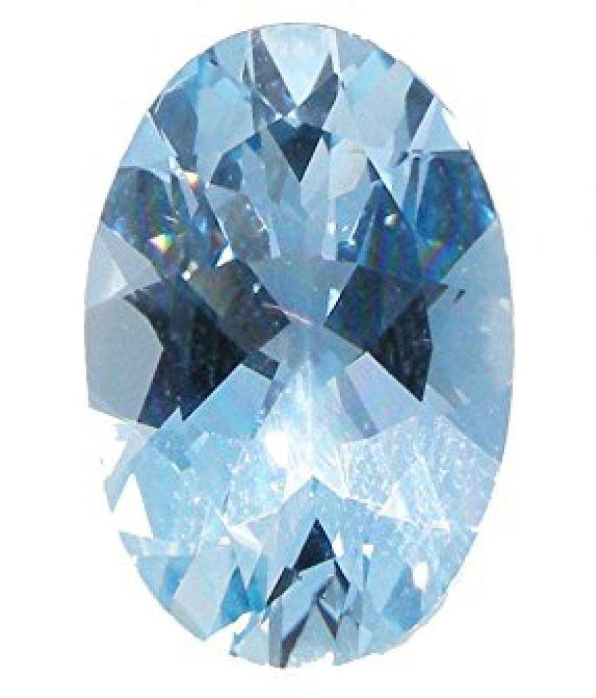 4.25 Ratti Certified Berunj Aquamarine Gemstone