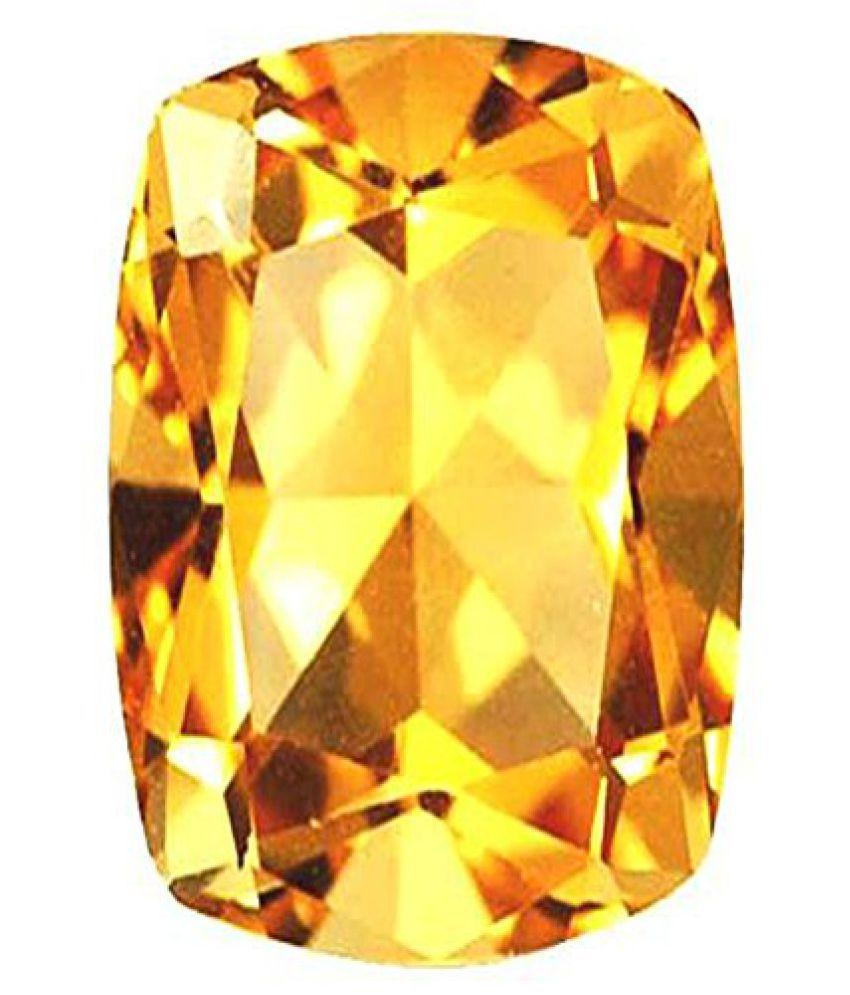 4.25 Ratti Success Stone Golden Topaz