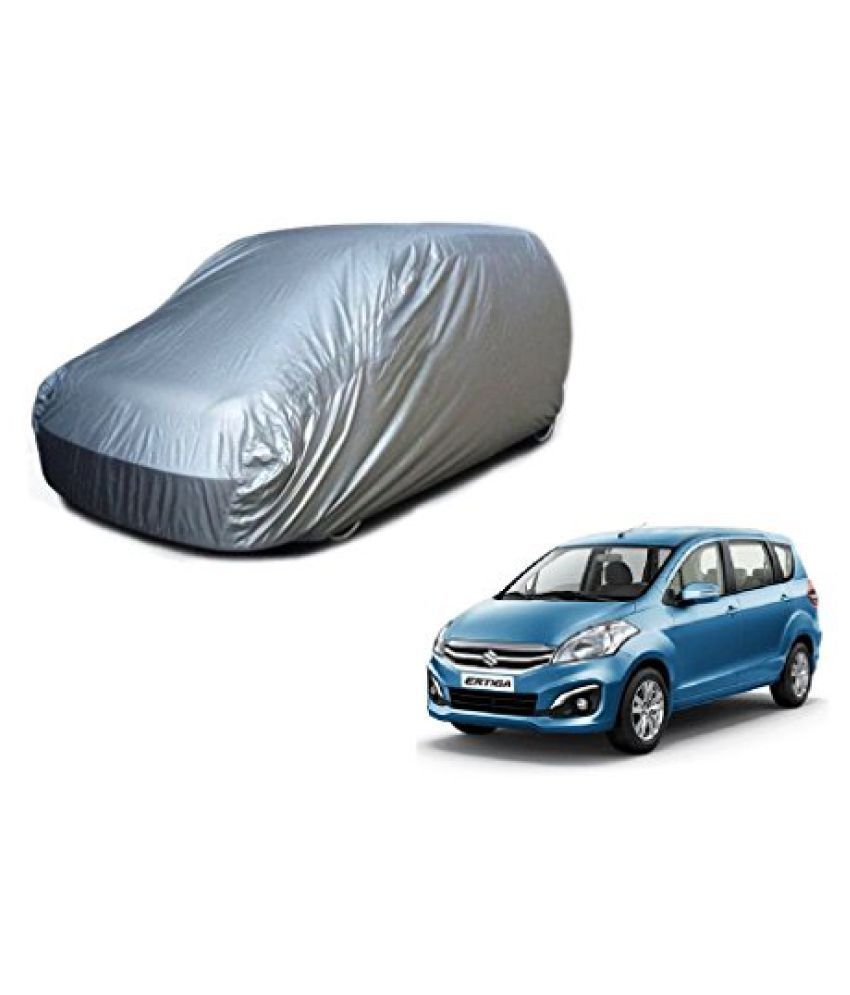 Auto Hub Silver Matty Waterproof Car Body Cover For Maruti Suzuki Ertiga  available at snapdeal for Rs.1025