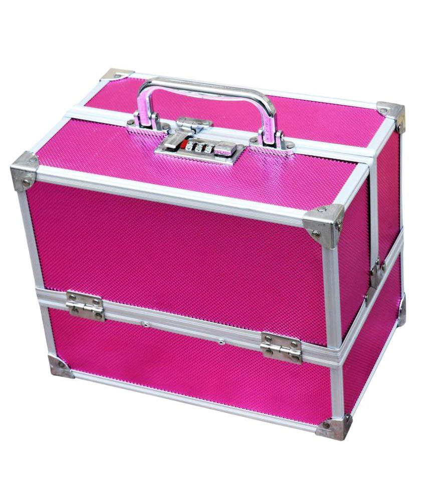 e3af81107 Pride Prettyo store Cosmetics Vanity Box: Buy Pride Prettyo store Cosmetics Vanity  Box Online in India on Snapdeal