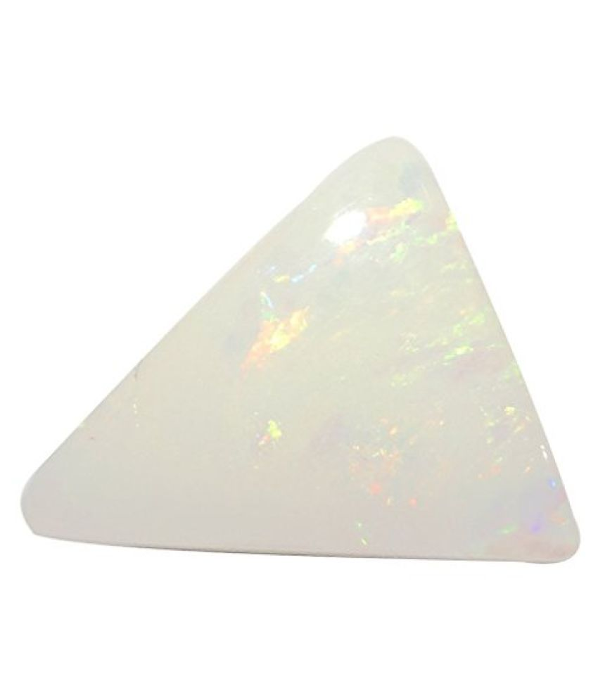 6.66 ct. / 7.4 Ratti PURE & IIGS CERTIFIED NATURAL FIRE OPAL ASTROLOGICAL GEM...