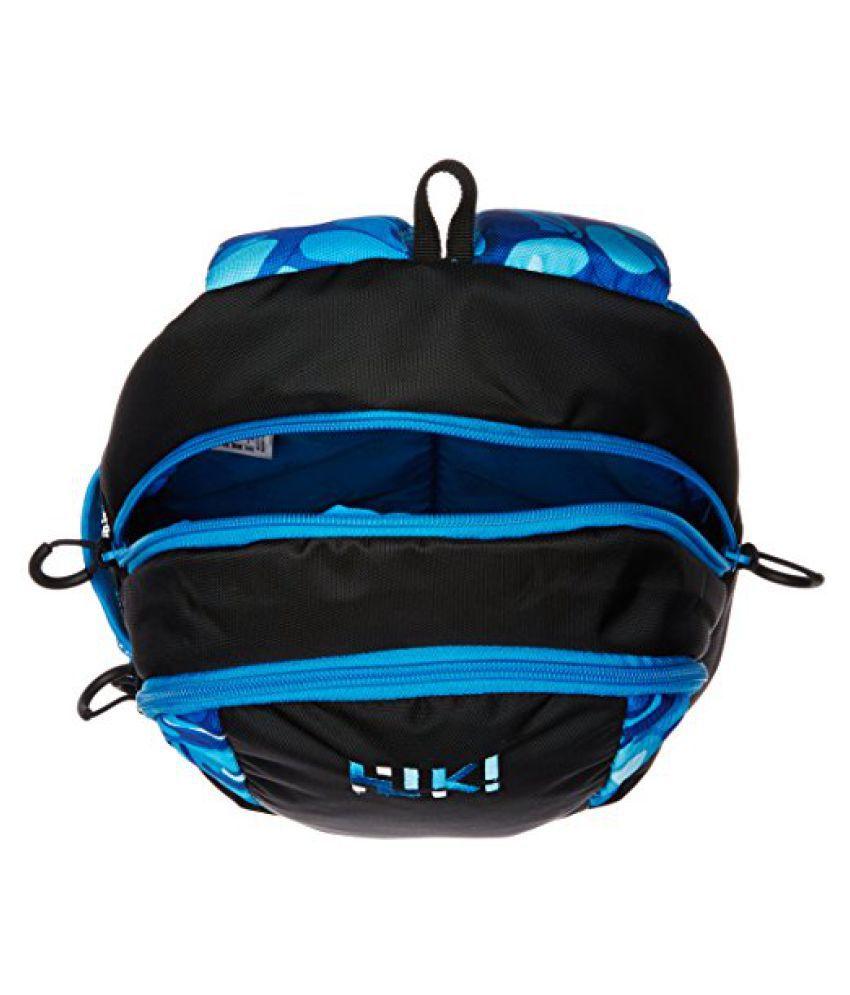 Wildcraft Wiki Daypack 14 Liters Blue Kids Backpack 8903338048589