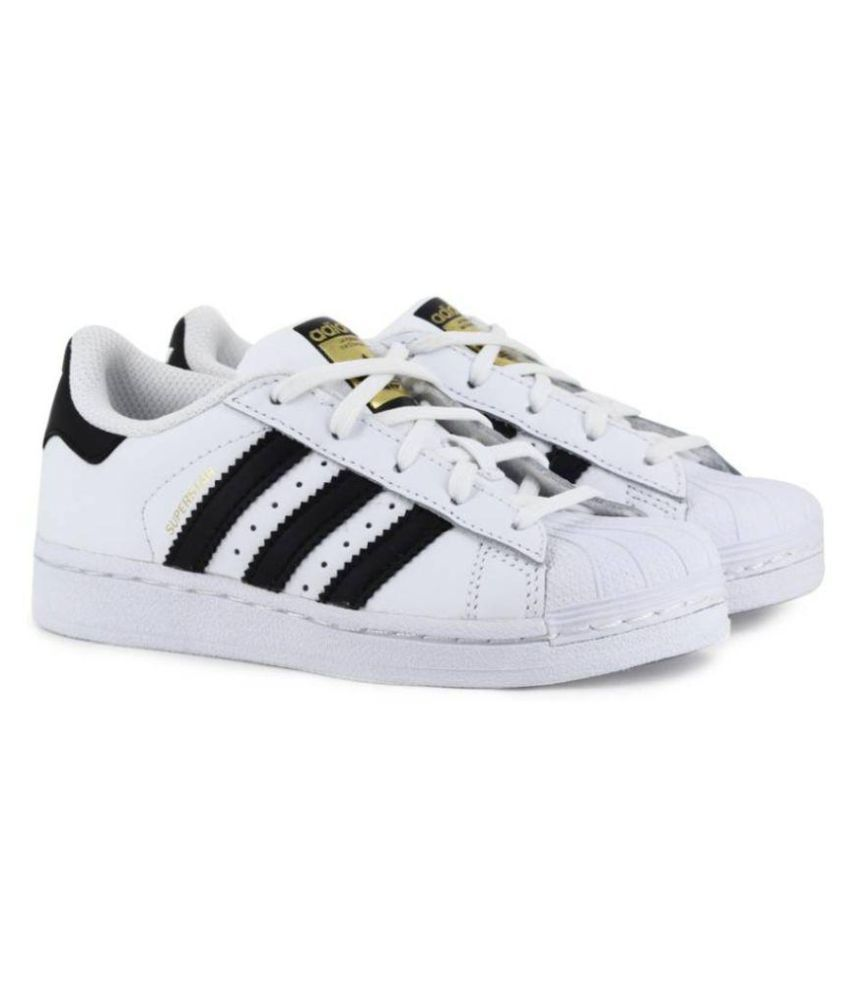 f90847fb20a Adidas Superstar 1 Black Mono Foundation His trainers Office Shoes
