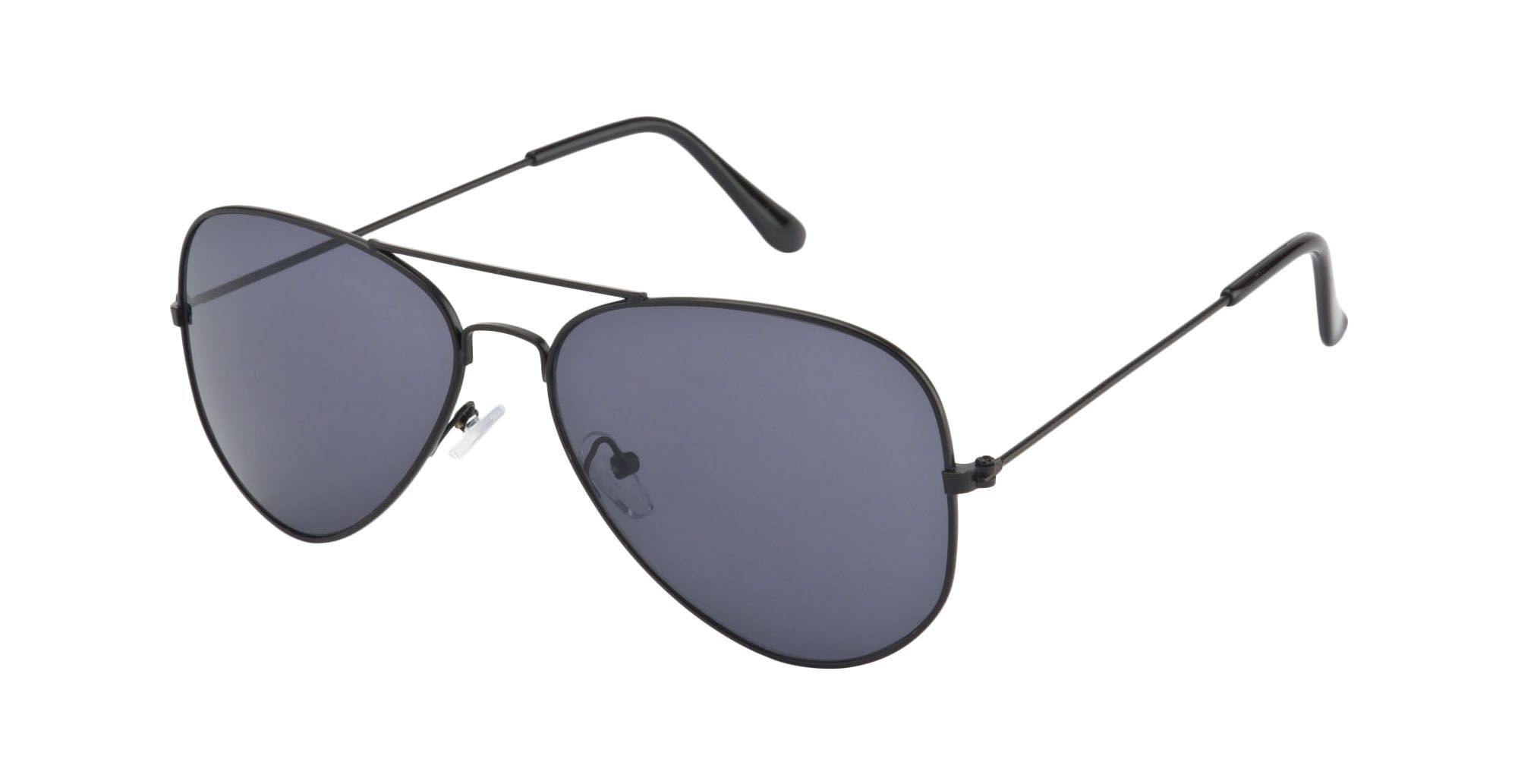 buy aviator sunglasses online  Fair-x Stylish Black Aviator Sunglasses Unisex - Buy Fair-x ...