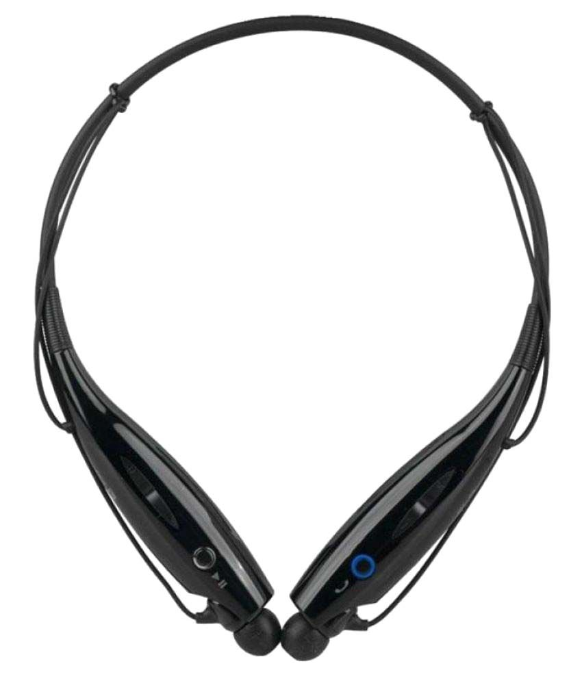 Shanice HBS730 Wireless Bluetooth Headphone Black
