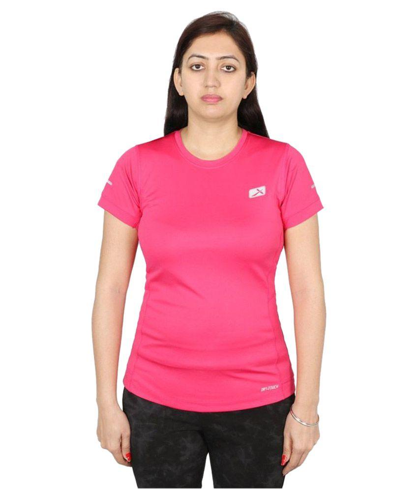 Vector X Pink T-Shirt
