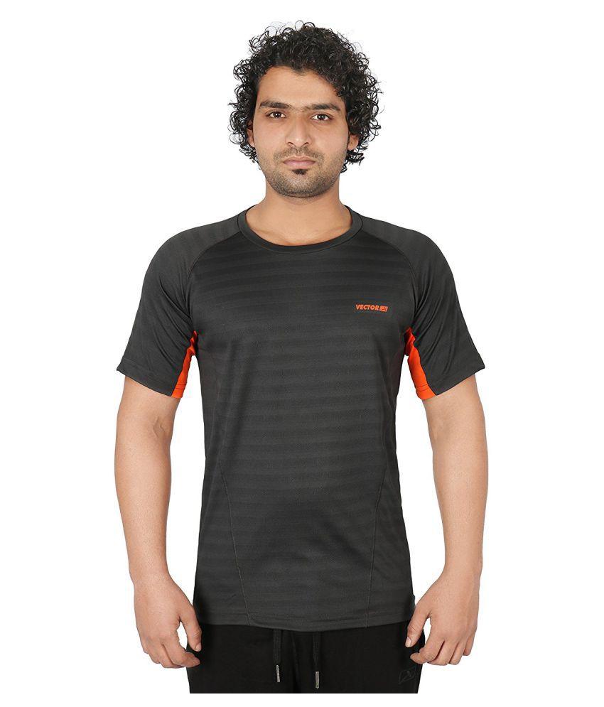 Vector X VTD-012-C Men's Round-Neck T-Shirt