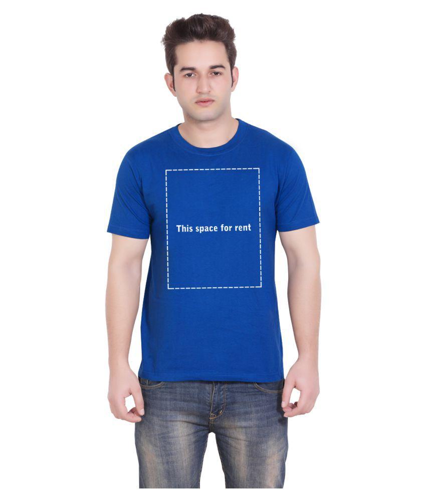 Tantra Blue Round T-Shirt