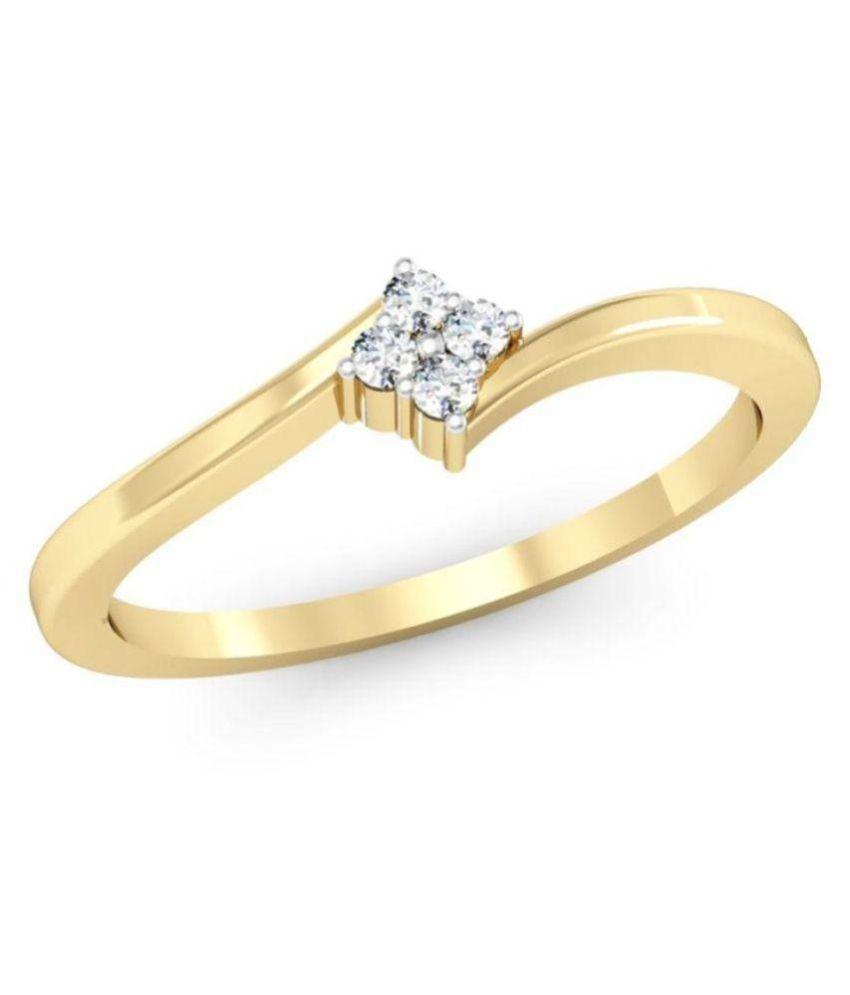 New Kataria Jewellers 14k Gold Ring