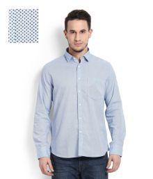 Van Heusen Sport Blue Shirt