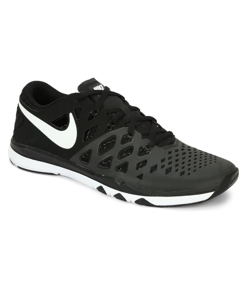 e61194889ad4 Nike TRAIN SPEED 4 Black Running Shoes - Buy Nike TRAIN SPEED 4 Black  Running Shoes Online at Best Prices in India on Snapdeal