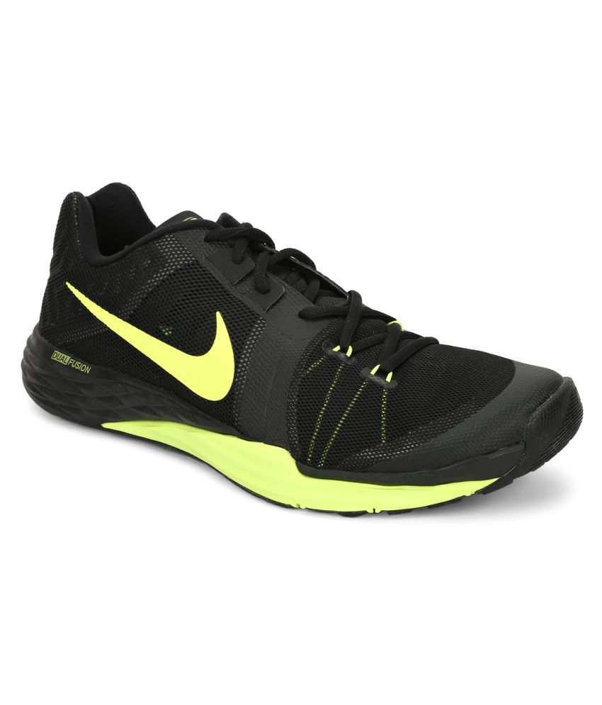 62bb4776b02b3 Nike Train Prime Iron DF Black Running Shoes - Buy Nike Train Prime Iron DF  Black Running Shoes Online at Best Prices in India on Snapdeal