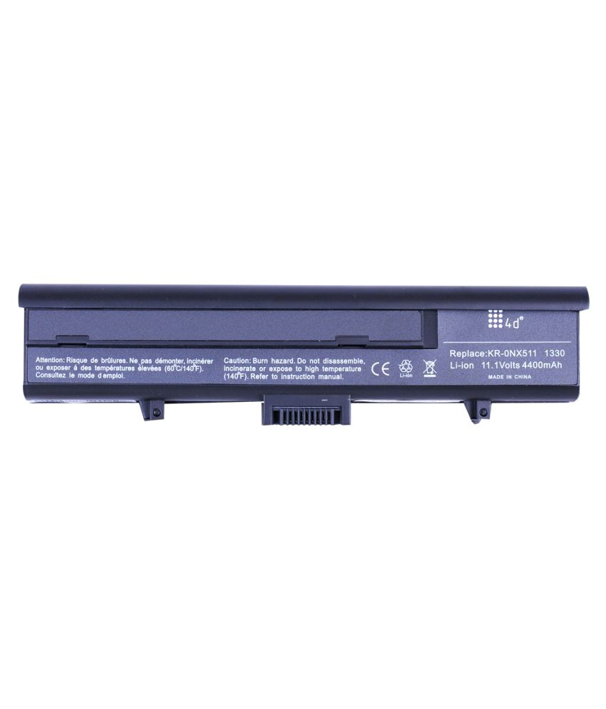 4d Impex Laptop battery Compatible For Dell INSP-WR047-6CLB