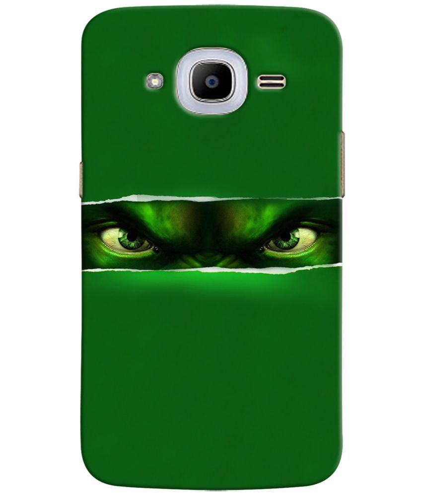 Samsung Galaxy J2 Pro Printed Cover By Clarks
