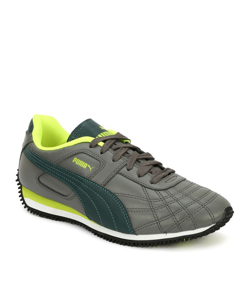 new high online here exclusive deals Puma Mexico DP Gray Casual Shoes - Buy Puma Mexico DP Gray ...