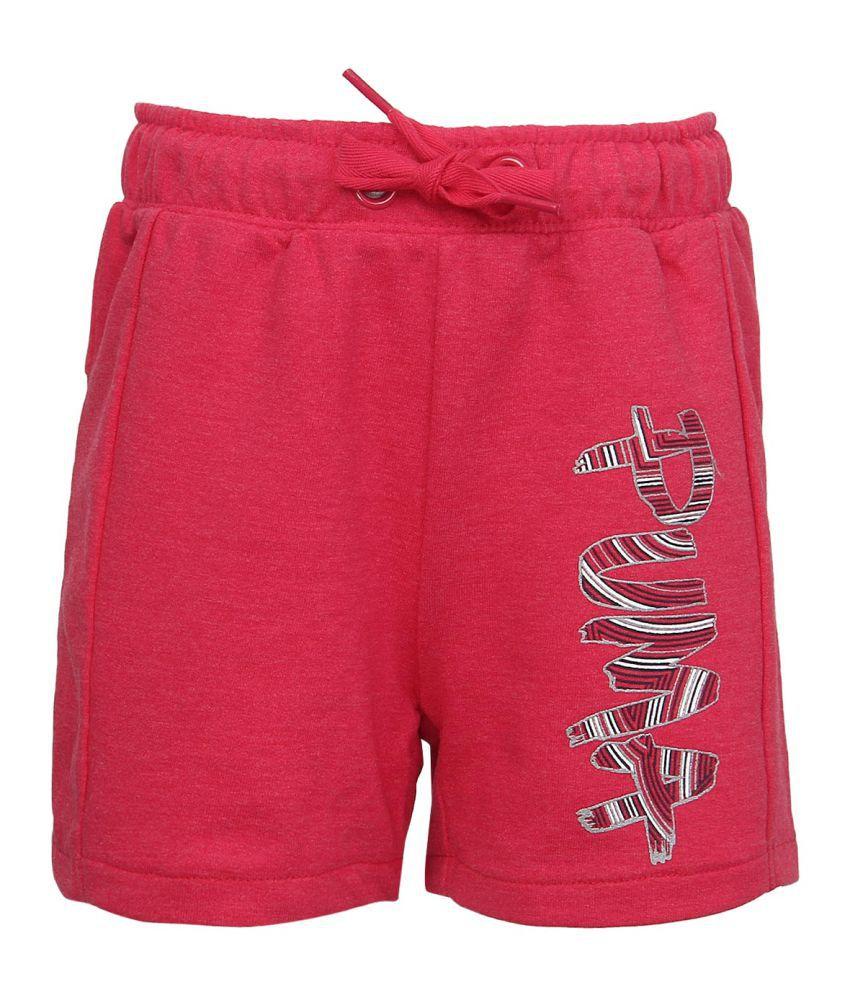 Puma Shorts Red