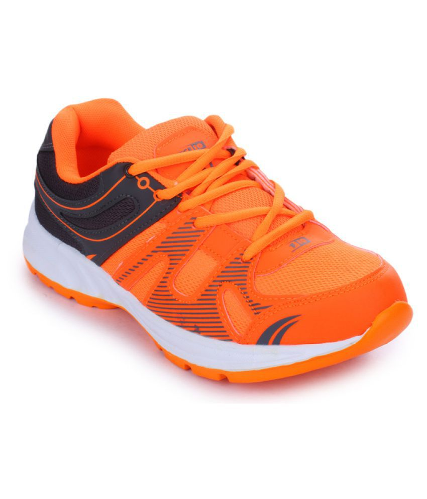 aef33e7fca Force 10 By Liberty GRV-01 Orange Running Shoes - Buy Force 10 By Liberty  GRV-01 Orange Running Shoes Online at Best Prices in India on Snapdeal