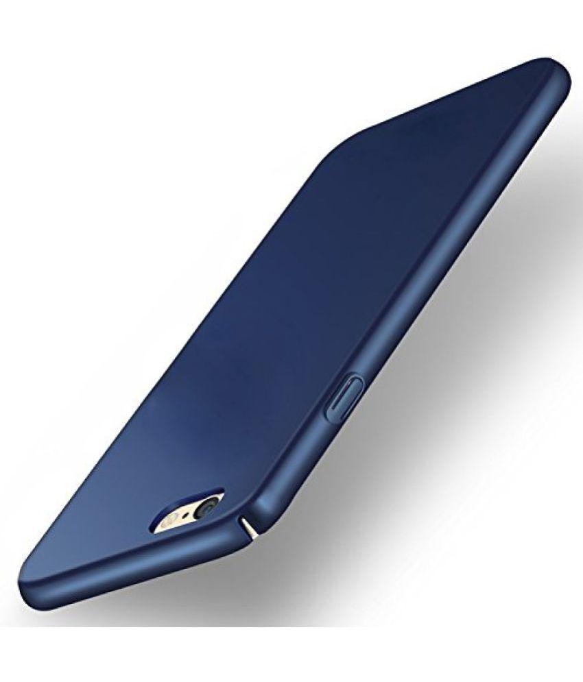 outlet store 3e7d8 cfc93 Vivo Y55L Plain Cases EdgeMark - Blue