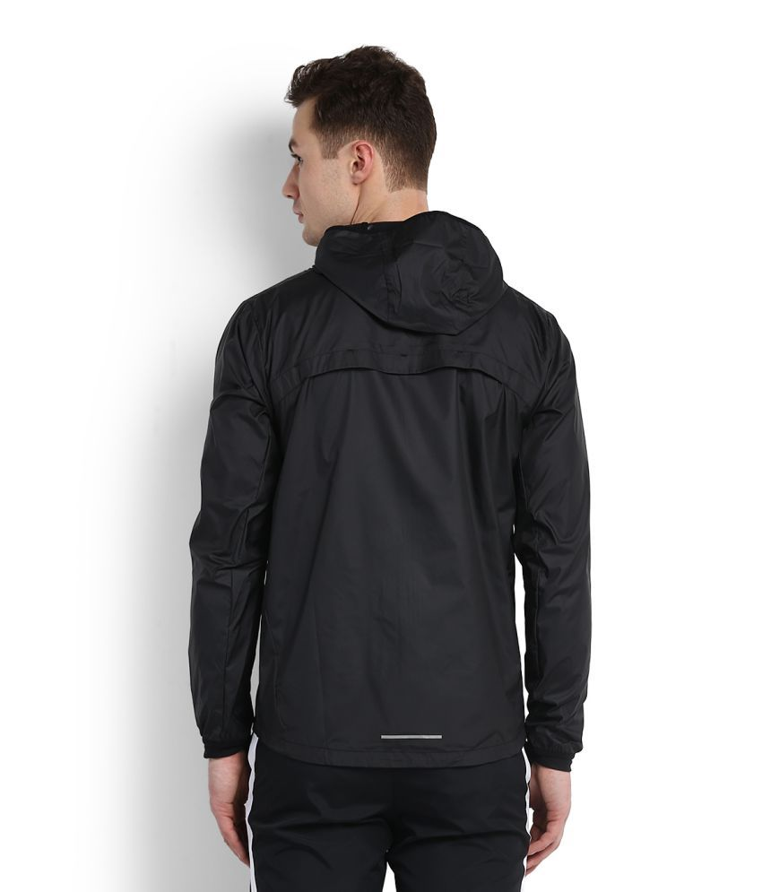 Nike Black Polyester Terry Jacket - Buy Nike Black Polyester Terry ... fd83d3aeb