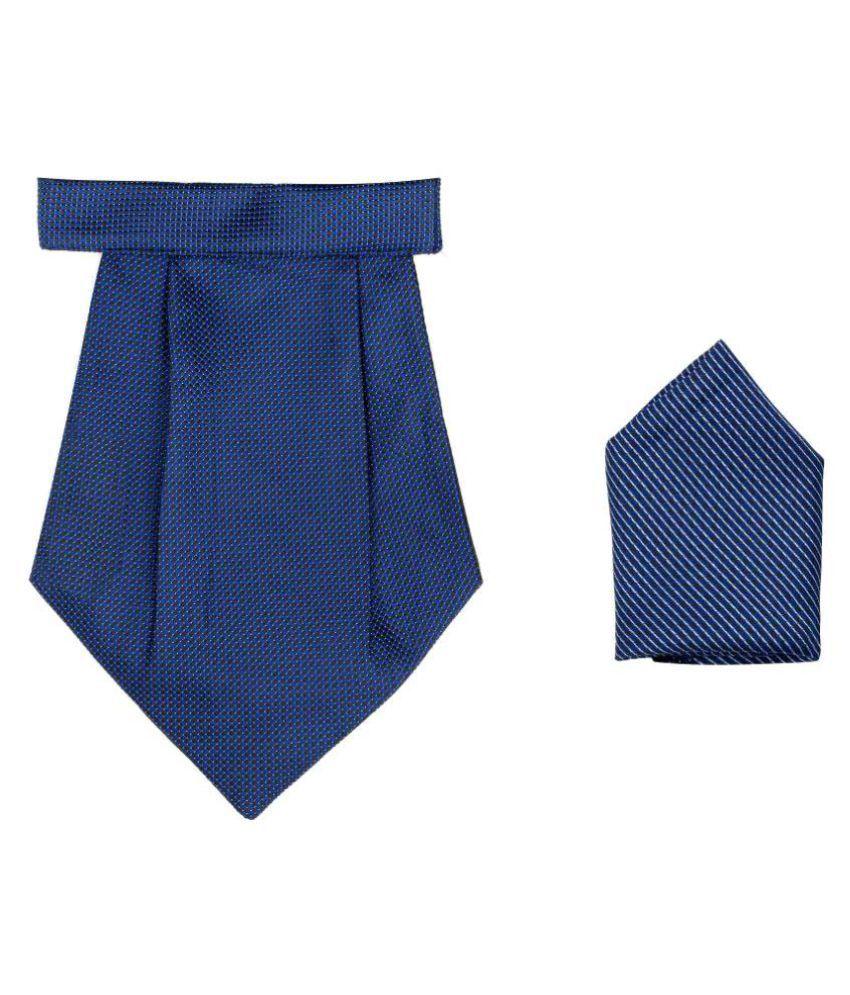 Cazzano Blue Casual Cravats