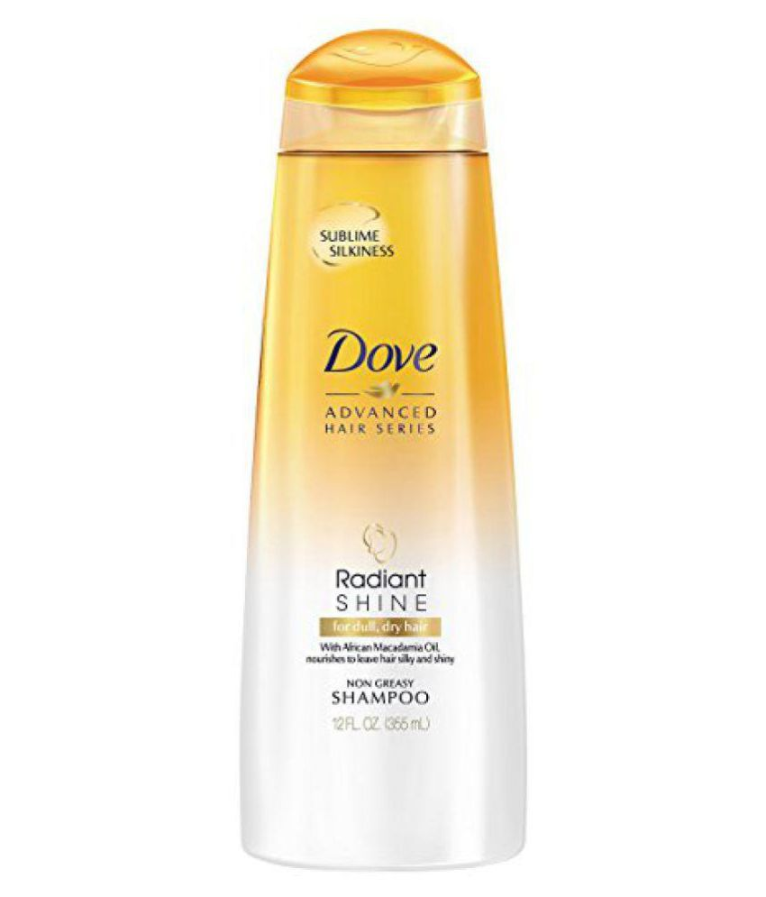 all information about dove shampoo