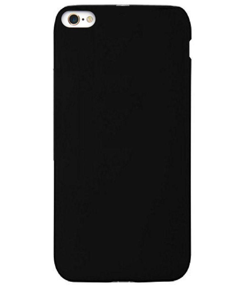 best website 2955c d2788 Vivo V5 Plus Plain Cases ZYNK CASE - Black
