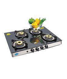 Glen GL 1048 GT Forged BB 4 Burner Manual Gas Stove