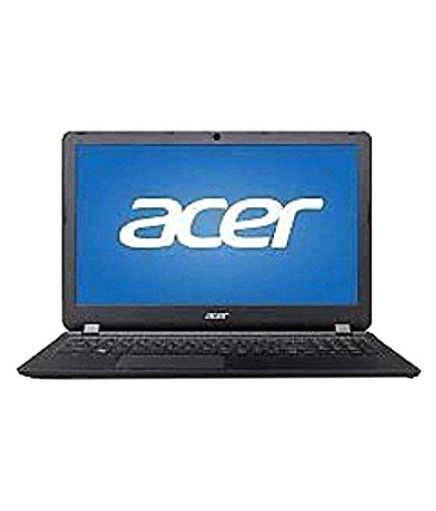 Acer E Series ES1-572- Notebook Core i3 (6th Generation) 4 GB 39.62cm(15.6) DOS 1 GB Black
