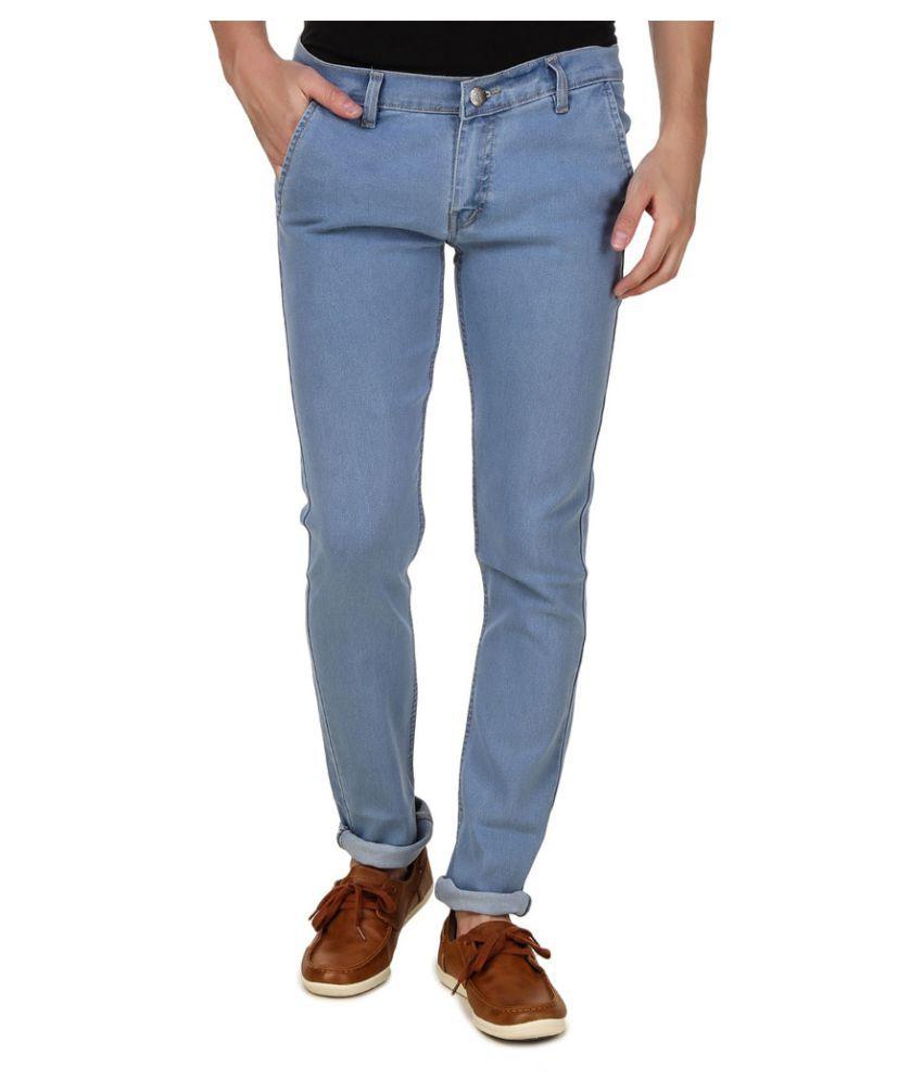 Haltung Light Blue Slim Jeans