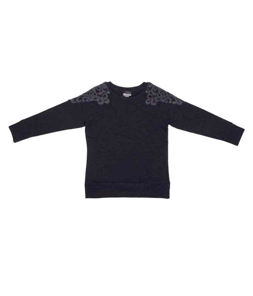 Ventra Black Sweatshirt