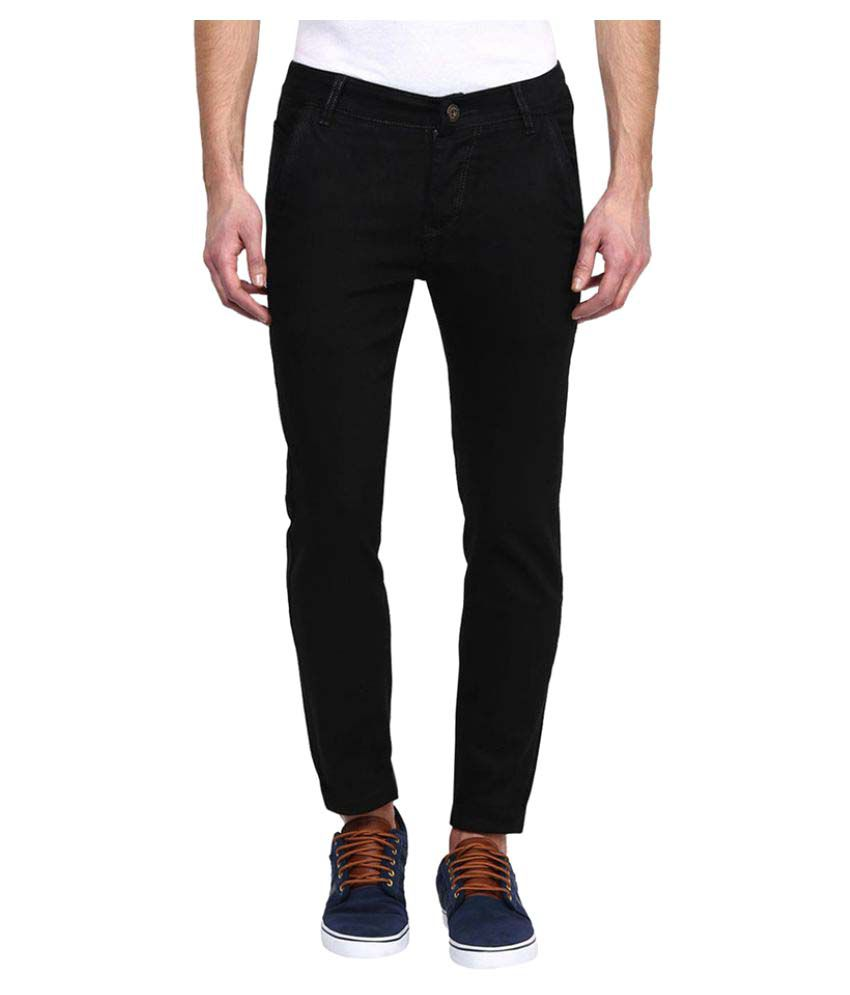 Haltung Black Slim Jeans