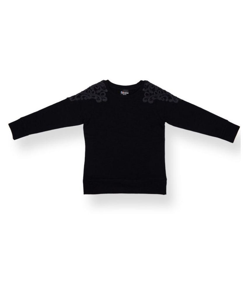 Ventra Black Fleece Sweatshirt