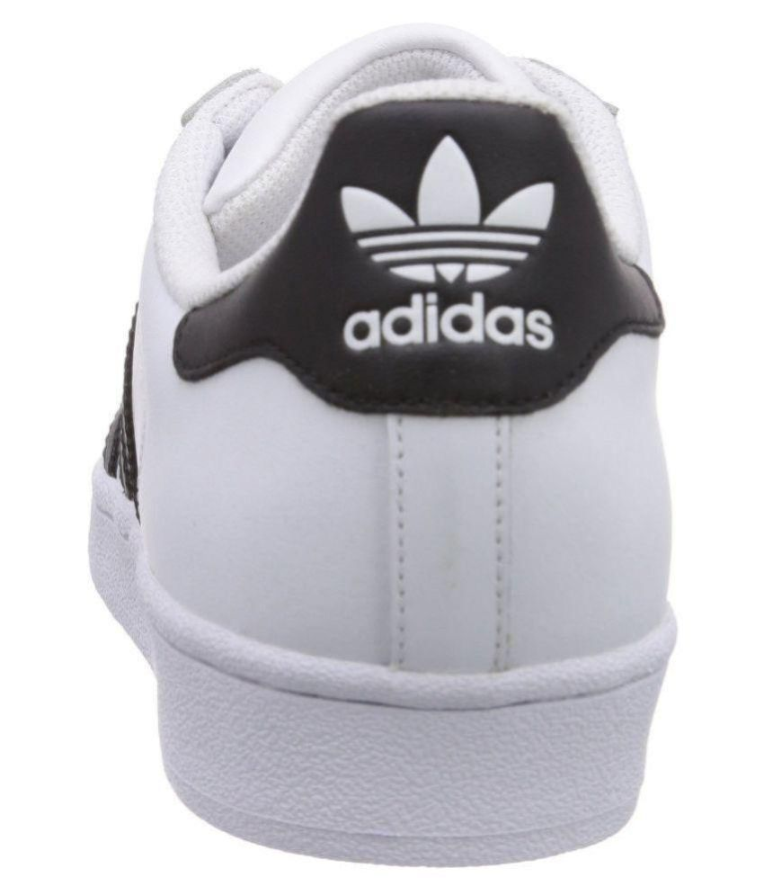 Adidas Superstar White Running Shoes - Buy Adidas Superstar White ... 7e3b44335