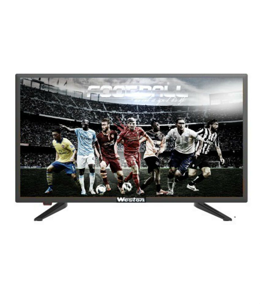 Weston Wel-2400 59 Cm (24) Hd Ready Led Tv Snapdeal Rs. 10500.00
