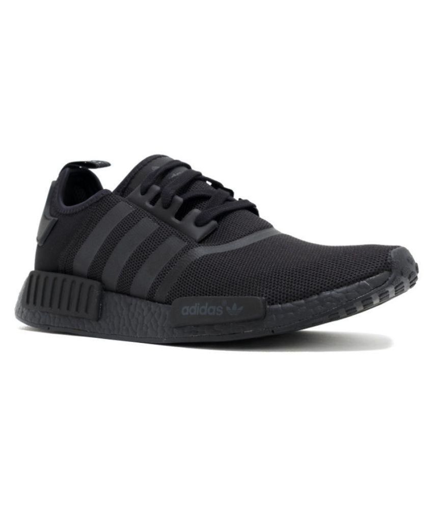 917ec68ac Adidas NMD R1 PK Black Running Shoes - Buy Adidas NMD R1 PK Black Running  Shoes Online at Best Prices in India on Snapdeal