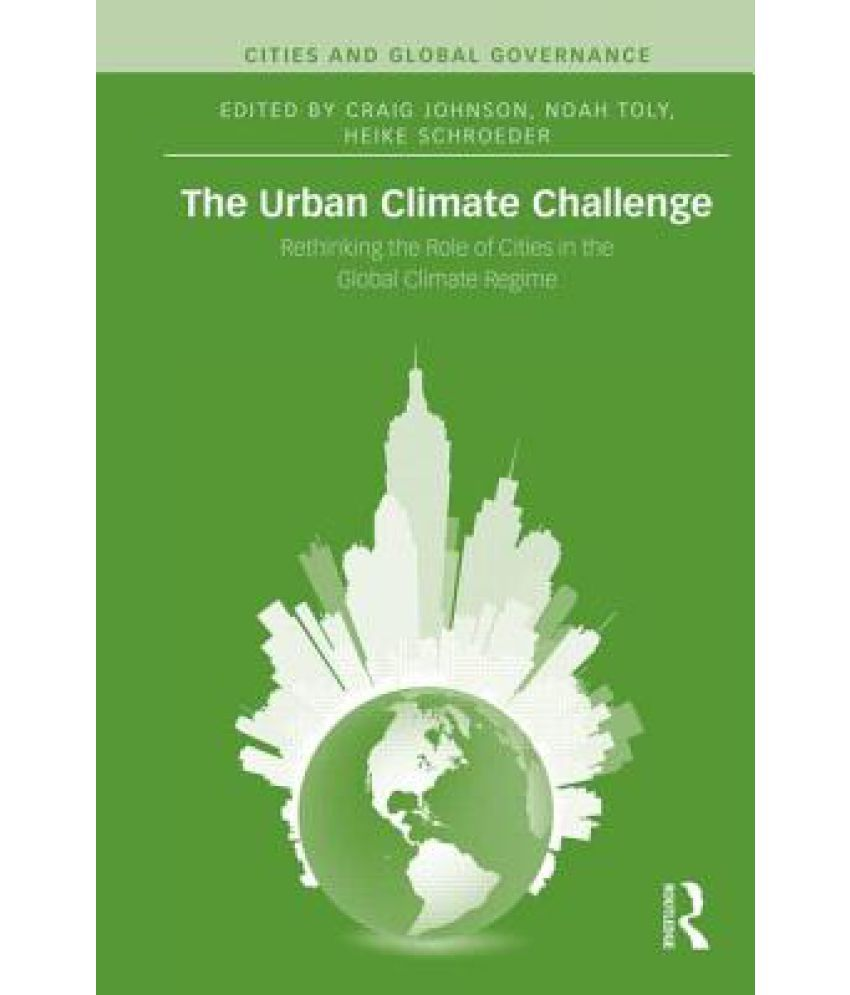 The Urban Climate Challenge Available At SnapDeal For Rs.12232