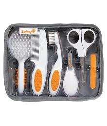 Safety 1st Essential Grooming Kit 6 Pcs